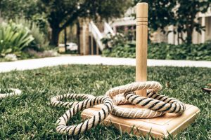 quoits outdoor game